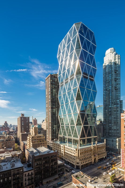 Famous Architectural Buildings In New York City